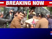 Delhi Police detains protestors demanding release of Dr Kafeel Khan outside UP Bhawan