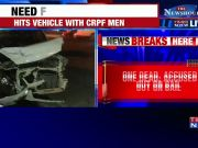 Delhi: Speeding car kills CRPF man, teenaged son of a Noida-based businessman held