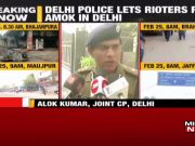 Delhi violence: Have activated Peace Committee in all pockets, says Joint CP Alok Kumar