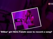 'Dilbar Girl' Nora Fatehi all set to surprise her fans?