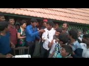Director Sadiq - P.C.sreeram sir birthday celebration at thollaikatchi spot
