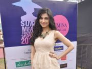 Divya Khosla at Femina Summer Fashion Show