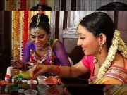 Diwali celebration in 'Jamai Raja'