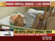 Doctors remove world's largest brain tumour weighing 1.8 kg at Mumbai hospital