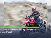 Ducati Hypermotard 950 launched at Rs 11.99 lakh