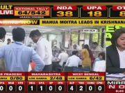 Election Results: Smriti Irani, Digvijay Singh leading in Amethi and Bhopal
