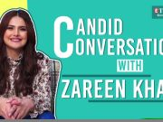 EXCLUSIVE  Zareen Khan on homosexuality upcoming projects Salman Khan and more