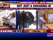 Eye on 2019 Lok Sabha polls, opposition to unite at Kumaraswamy's oath ceremony