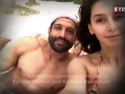 Farhan Akhtar and Shibani Dandekar's cosy vacation pictures are just next level mushy!