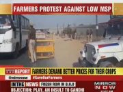 Farmers protest in Jaipur, security beefed up