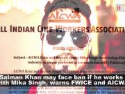 Film bodies warn Salman Khan of working with Mika Singh; Sapna Choudhary's hilarious video goes viral, and more