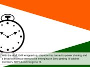 Final call early next week, Congress-NCP, Shiv Sena finalise draft CMP