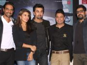 Finally! Ranbir Kapoor appears for 'Roy' promotions