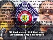 FIR filed against Alok Nath after Vinta Nanda's rape allegations; Richa Chadha goes bold, and more