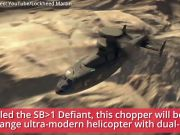 First look: World's fastest vertical take-off chopper