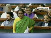 FM Nirmala Sitharaman's onion faux pas: Here's what she said in Parliament