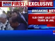 Fodder scam: Lalu Prasad sentenced to 7 yrs in prison