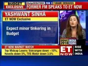 Former finance minister Yashwant Sinha raises red flags