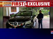 Former Karnataka CM Siddaramaiah receives Mercedes car as 'gift'