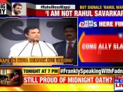 Former Maharashtra CM Fadnavis slams Rahul Gandhi for his Savarkar remark