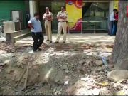 Fractured gas pipeline repaired by MNGL in Pune