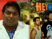 "Ganesh Acharya talks about her acting in ""Hey Bro"""