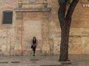 Gauri Khan enjoys her time exploring the rustic lanes of Spain