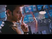 Glimpse Of SPYDER Teaser | Mahesh Babu | A R Murugadoss | Rakul Preet Singh | Harris Jayaraj