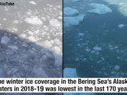 Global warming: Why Alaskan glaciers are retreating