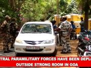 Goa administration makes necessary arrangements for counting day