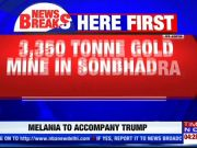 Gold mine found in UP's Sonbhadra