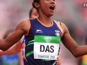 'Golden girl' Hima Das responds to Anushka Sharma's congratulatory message, calls herself a big time fan
