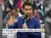 Google CEO Sundar Pichai turned down a big stock award after lavish payouts