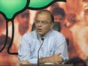 Govt is misleading the nation: arun jaitley