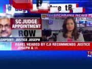 Govt to SC collegium: Reconsider KM Joseph's name