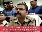 Greater Noida: UP police arrest members of 'Baleno gang' robbers after a shootout