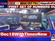 Gujarat elections 2017: BJP to get 109 seats, says Times Now-VMR exit poll