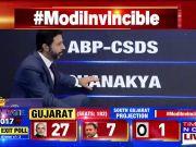 Gujarat elections 2017: Exit polls predict comfortable victory for BJP