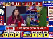 Gujarat elections: Initial trends show close fight between BJP and Congress