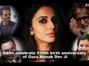 Guru Nanak Jayanti: From Amitabh Bachchan to Dia Mirza, Bollywood extends Gurupurab wishes to fans