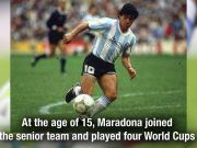 Happy Birthday Diego Armando Maradona