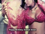 Happy Birthday Zeenat Aman: The evergreen diva turns 67