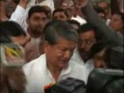 HARISH RAWAT GETS ELEVATED, THANKS PM & SONIA