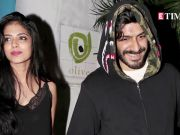 Harshvardhan Kapoor spotted post dinner date with Malavika Mohanan