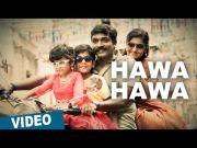 Hawa Hawa Video Song   Sethupathi   Vijay Sethupathi   Remya Nambeesan   Nivas K Prasanna