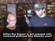 Heartbreak alert! Aditya Roy Kapur to get engaged to rumoured girlfriend Diva Dhawan soon?