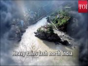 Heavy rains lash north India: J&K, Himachal and Punjab severely affected