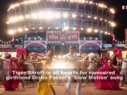 Here's how Tiger Shroff reacted to Disha Patani's 'Slow Motion' song