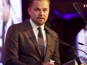 Hollywood actor Leonardo DiCaprio talks about water crisis in Chennai