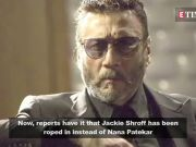 Housefull 4: Will Jackie Shroff replace Nana Patekar in the film